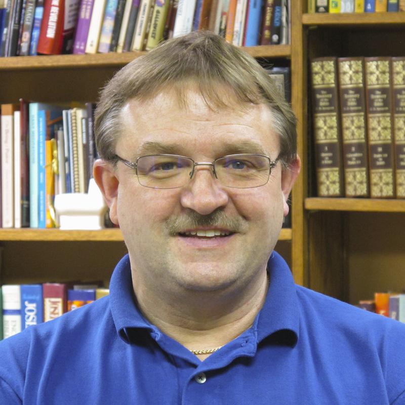 Elder Bruce Benner