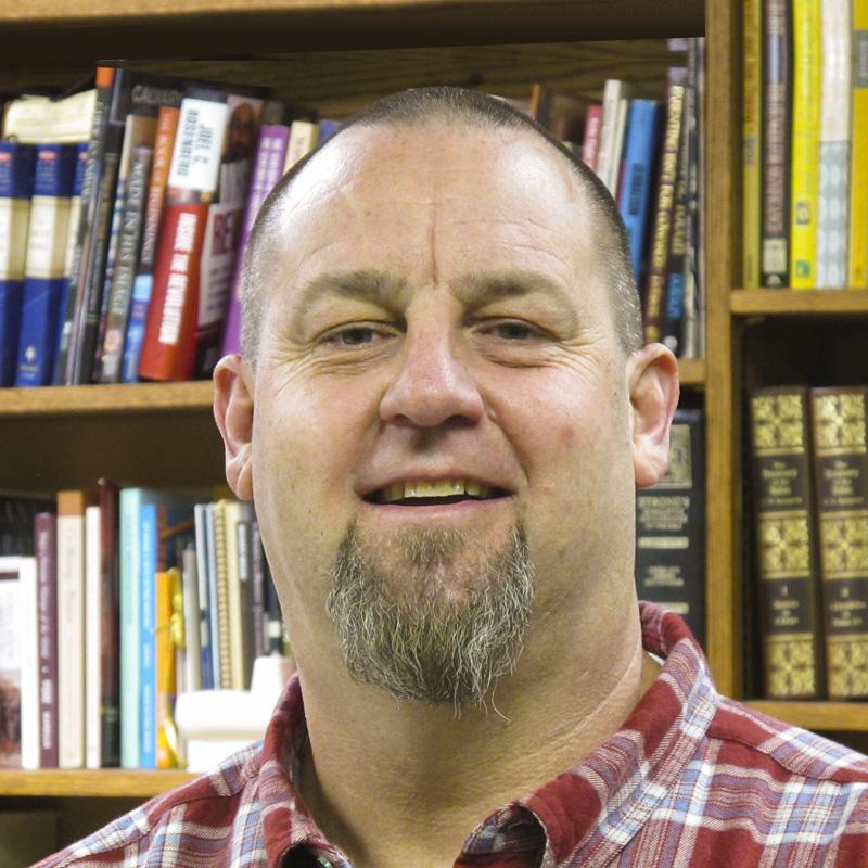 Pastor William DesRochers